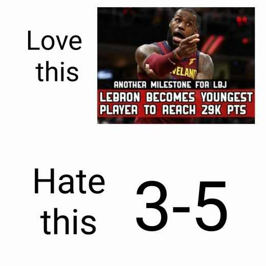 This is the logic of Lebron fans.