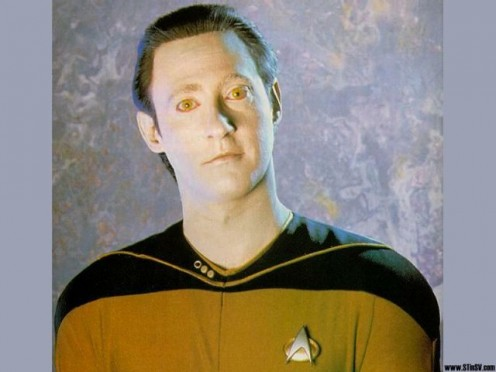 Data from Star Trek had the ability to turn off his emotions. We cannot!
