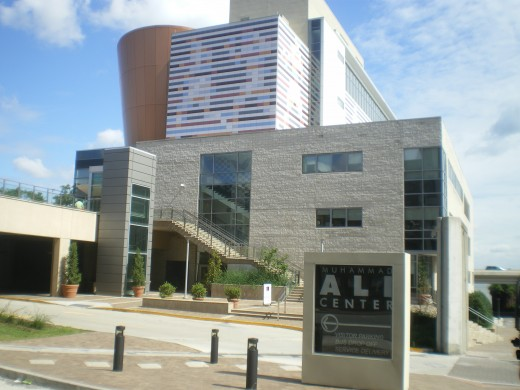 The Muhammed Ali Centre, Louisville, Kentucky