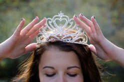 The Girl Who Wore Her Crown High