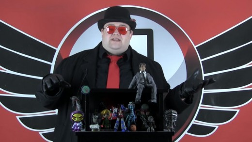 "One of the gaming journalists I like, Jim Sterling, ""Thank God for me!"""