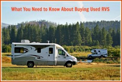 What You Need to Know About Buying Used RVs