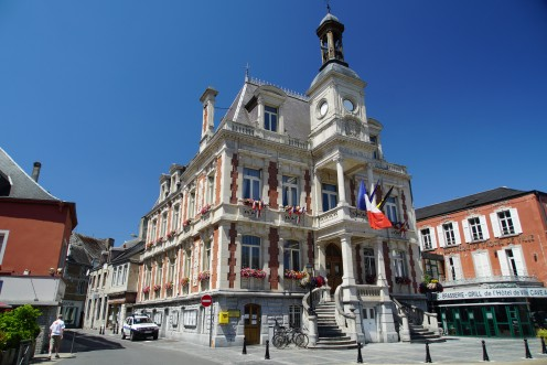 Givet Town Hall, place Carnot