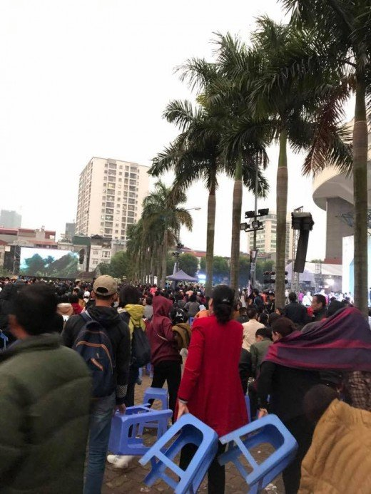 Thousands of Vietnamese heard about the hope of Jesus