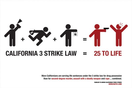 three strike law Definition of three strikes laws in the legal dictionary - by free online english dictionary and encyclopedia what is three strikes laws meaning of three strikes laws as a legal term.