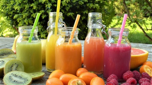 Incorporate nature's bright colors and flavors into your diet