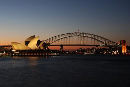 Australia-Sydney Harbour