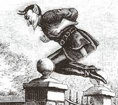 The Famous Spring Heeled Jack