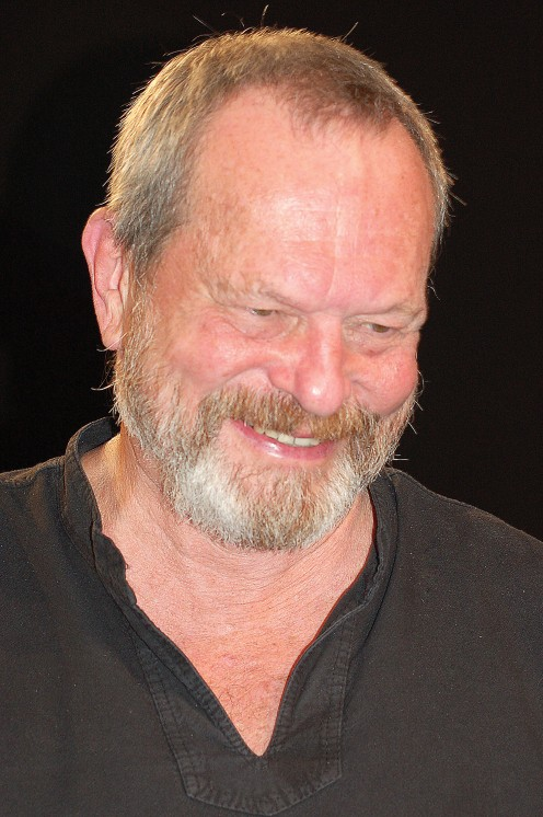 Terry Gilliam was unbelievably generous.
