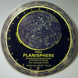How to Use a Planisphere