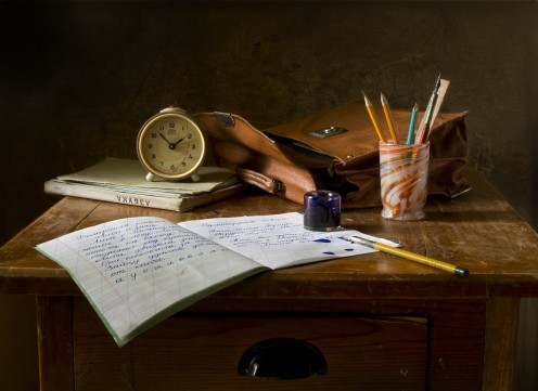 Deadlines; The Demise of Great Literature