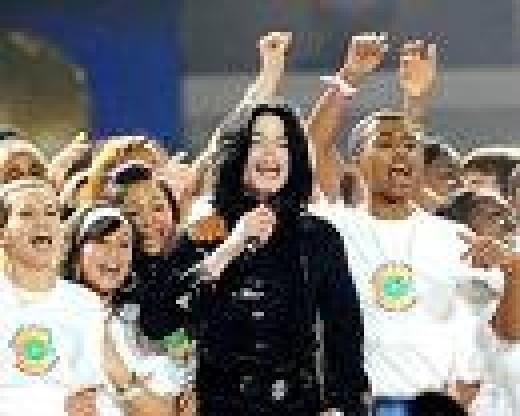 The Humanitarian Legacy Of Michael Jackson