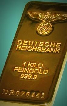 Captured gold made legitimate.