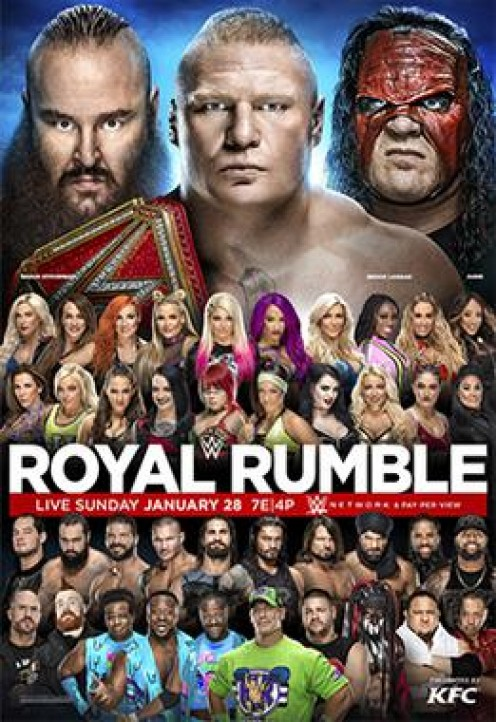 WWE Royal Rumble (2018) Review