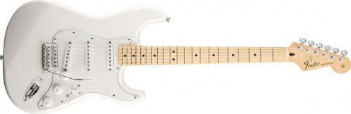 Fender Standard Stratocaster Arctic White, Maple
