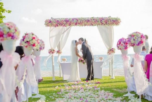 Destination weddings are often the most memorable weddings your guests ever attend.