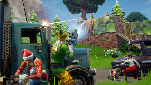 Fortnite is currently one of the most popular Battle-Royale games