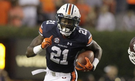 Kerryon Johnson, RB, Auburn