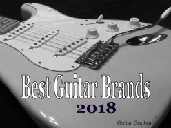 33 Best Guitar Brands: Top Acoustic and Electric Guitars 2018