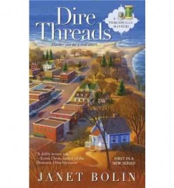 Book Review: Dire Threads by Janet Bolin