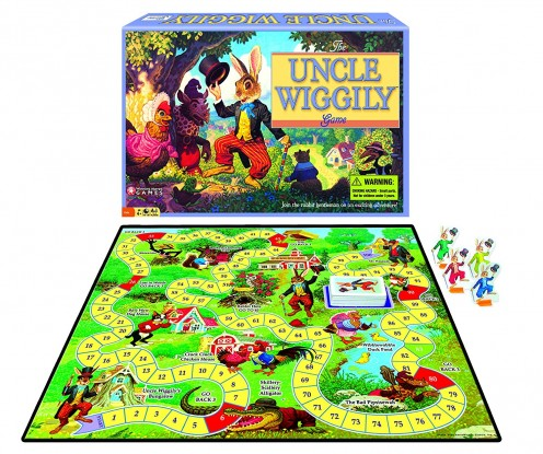 A delightful game for younger children