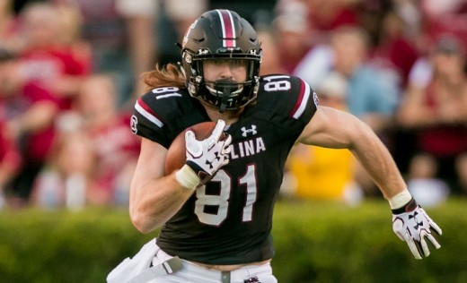 Hayden Hurst, TE, South Carolina
