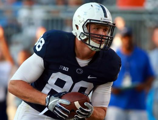 Mike Gesicki, TE, Penn State