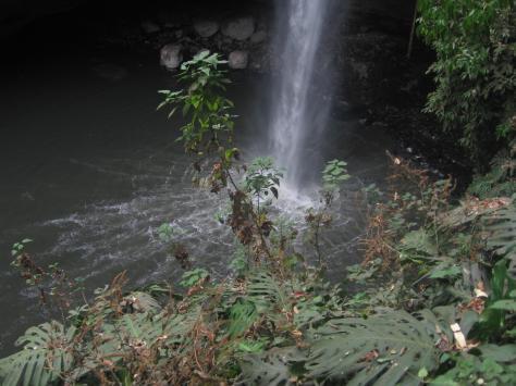 Salto (falls) de Anton