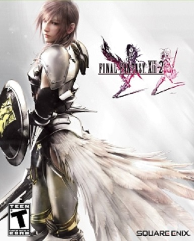 Final Fantasy XIII-2 Game Cover