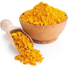 Turmeric in its powder form can be used as a food spice to provide flavor to foods.