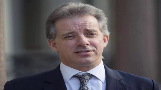 Christopher Steele is the man behind the Russian Trump Dossier