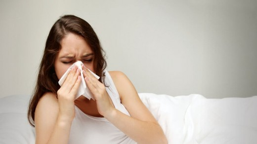 Avoid catching the flu this flu season.