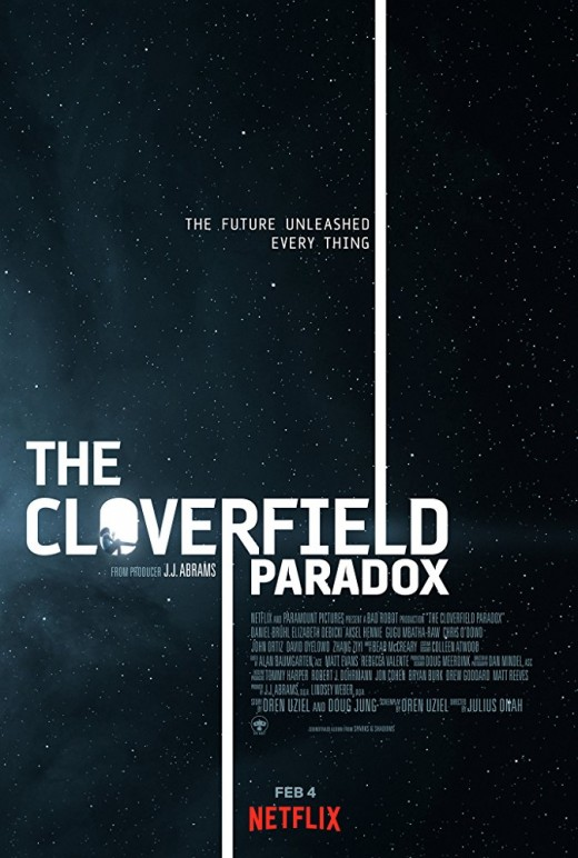 #Cloverfield #Paramount #Paradox #Review