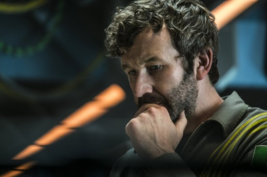 """""""Do you think it will grow back?""""  #ChrisODowd #Cloverfield #ComicReliefInCrisis"""