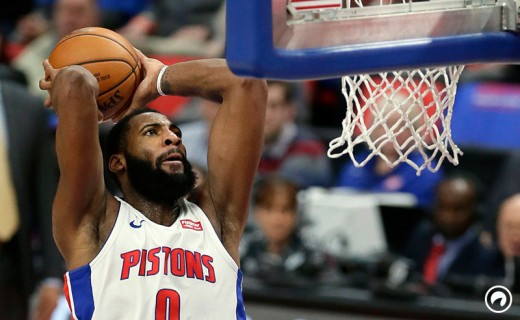 Andre Drummond has flourished since the arrival of Blake Griffin.