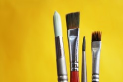 Cleaning and Storing Craft Paint Brushes