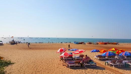Calamari Beach, Goa