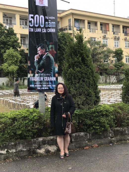 I came to Hanoi Dec.8-9, 2017
