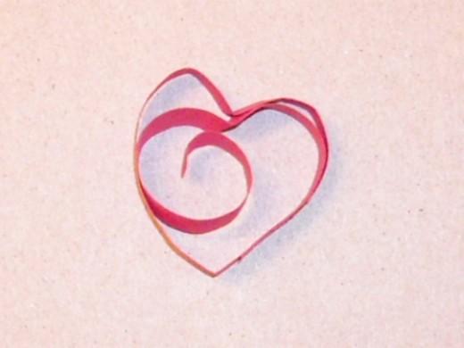 I Just LOVE The Heart Shape!! ^_~