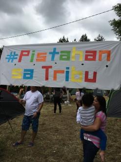 Summer Camping at Donoughmore - Pistahan sa Tribu
