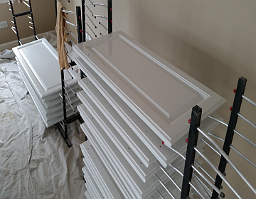The Door Rack Painter (Drying Rack).