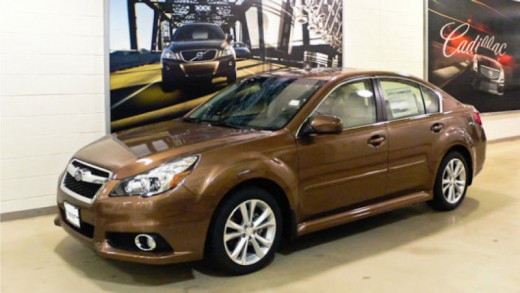 Do you drive a brown or beige car?