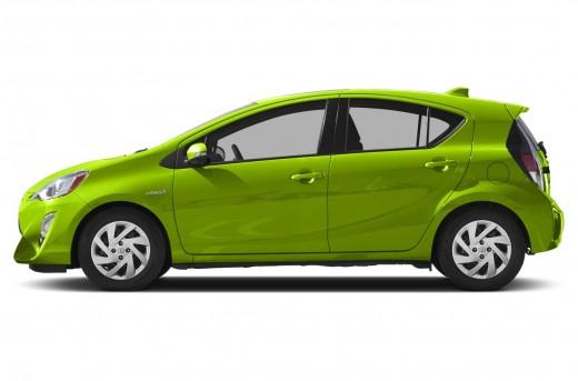 Do you drive a green car?