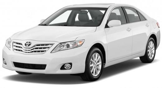 Do you drive a white car?