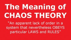 Chaos Theory: A Starter Guide