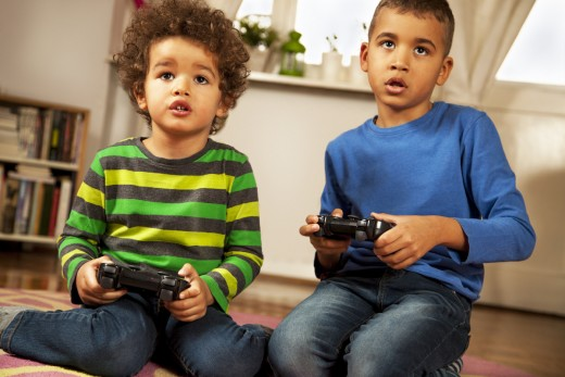 Parents should be in control of what their kids play.