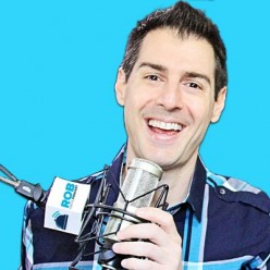 Rob Cesternino and Rob Has a Podcast