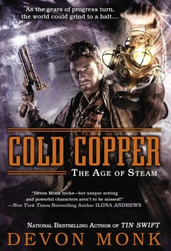 Cold Copper: A Tale of Trouble in a Steampunk Des Moines