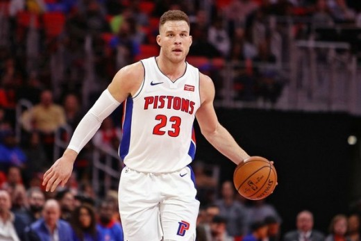 The addition of Blake Griffin brings something Detroit hasn't had in a long time; a superstar