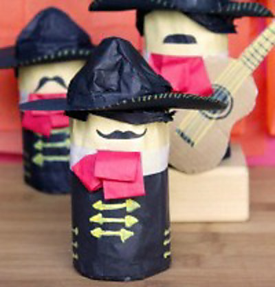 60 Fun And Fabulous Mexican Crafts For Kids And Adults Feltmagnet